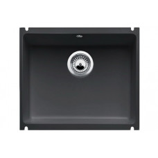 Кухонная мойка Blanco Subline 500-U Керамика PuraPlus (черный)