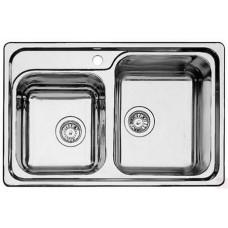 Кухонная мойка Blanco Classic 8-If Нержавеющая сталь (сталь с зеркальной полировкой)
