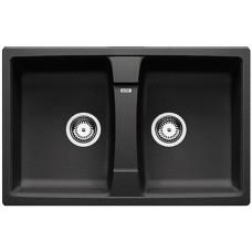 Кухонная мойка Blanco Lexa 8 Silgranit PuraDur (антрацит)