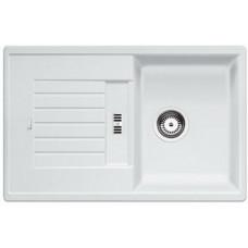 Кухонная мойка Blanco Zia 45S Silgranit PuraDur (белый)