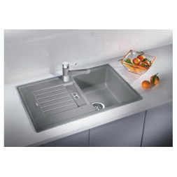 Кухонная мойка Blanco Zia 45S Silgranit PuraDur (антрацит)