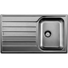 Кухонная мойка Blanco Livit 45S Salto Нержавеющая сталь (сталь декор)