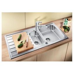 Кухонная мойка Blanco Livit 6 S Нержавеющая сталь (сталь декор)