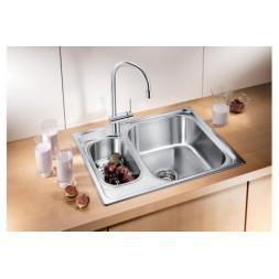 Кухонная мойка Blanco Tipo 6 Basic Нержавеющая сталь (сталь матовая)