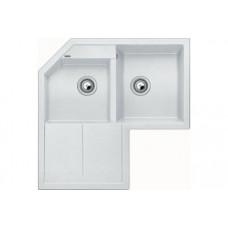 Кухонная мойка Blanco Metra 9 E Silgranit PuraDur (белый)