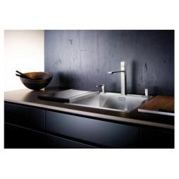 Кухонная мойка Blanco Zerox 500-If/А Нержавеющая сталь (сталь с зеркальной полировкой)