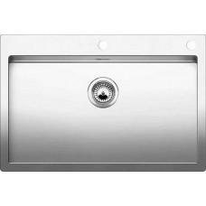 Мойка для кухни Blanco CLARON 700-IF A нерж. сталь зеркальная полировка с клапаном-автоматом