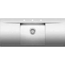 Кухонная мойка Blanco Flow 5 S-If Нержавеющая сталь (сталь с зеркальной полировкой)