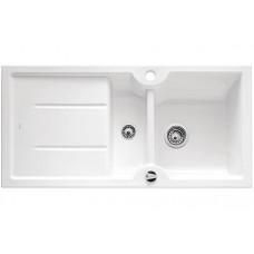 Кухонная мойка Blanco Idessa 6 S Керамика (глянцевый белый)