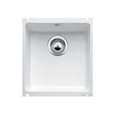 Кухонная мойка Blanco Subline 375-U Керамика (глянцевый белый )