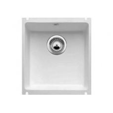 Кухонная мойка Blanco Subline 375-U Керамика PuraPlus (матовый белый)