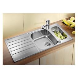 Кухонная мойка Blanco Livit 6 S Centric Нержавеющая сталь (сталь полированная)