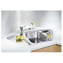 Кухонная мойка Blanco Lantos 9 E/-If Нержавеющая сталь (сталь полированная)