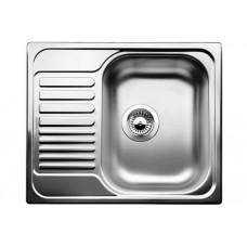 Кухонная мойка Blanco Tipo 45S Mini Нержавеющая сталь (сталь декор)