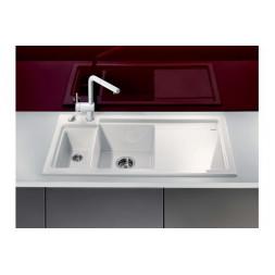 Кухонная мойка Blanco Axon Ii 6 S Керамика PuraPlus (жасмин)