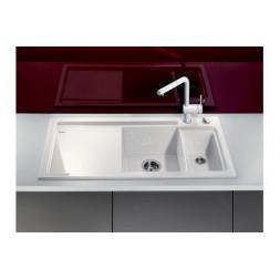 Кухонная мойка Blanco Axon Ii 6 S Керамика PuraPlus (серый алюминий)