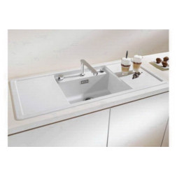 Кухонная мойка Blanco Alaros 6 S Silgranit PuraDur (алюметаллик)