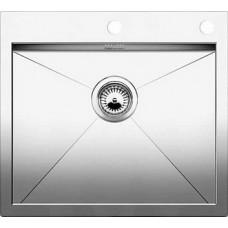 Кухонная мойка Blanco Zerox 550-If/А Нержавеющая сталь (сталь с зеркальной полировкой)