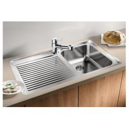 Кухонная мойка Blanco Classic Pro 45S-If Нержавеющая сталь (сталь с зеркальной полировкой)