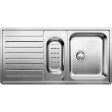 Мойка для кухни Blanco CLASSIC PRO 6 S-IF нерж.сталь зеркальная полировка с клапаном-автоматом