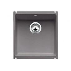 Мойка для кухни Blanco SUBLINE 375-U Сeramic базальт PuraPlus с клапаном-автоматом