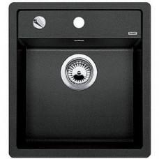 Мойка для кухни Blanco DALAGO 45 SILGRANIT антрацит с клапаном-автоматом