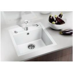 Кухонная мойка Blanco Dalago 45-F Silgranit PuraDur (антрацит)