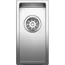 Кухонная мойка Blanco Claron 180-U Нержавеющая сталь (сталь с зеркальной полировкой)