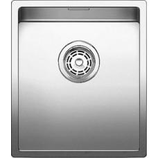 Кухонная мойка Blanco Claron 340-U Нержавеющая сталь (сталь с зеркальной полировкой)