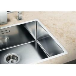 Кухонная мойка Blanco Claron 400-If Нержавеющая сталь (сталь с зеркальной полировкой)