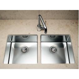Кухонная мойка Blanco Claron 400-U Нержавеющая сталь (сталь с зеркальной полировкой)