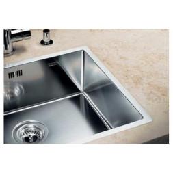Кухонная мойка Blanco Claron 450-If Нержавеющая сталь (сталь с зеркальной полировкой)
