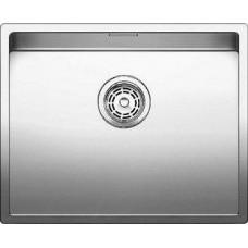 Мойка для кухни Blanco CLARON 500-U нерж. сталь зеркальная полировка
