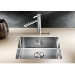 Кухонная мойка Blanco Claron 500-U Нержавеющая сталь (сталь с зеркальной полировкой)