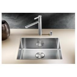 Кухонная мойка Blanco Claron 550-U Нержавеющая сталь (сталь с зеркальной полировкой)