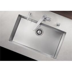 Кухонная мойка Blanco Claron 700-U Нержавеющая сталь (сталь с зеркальной полировкой)