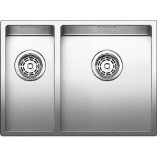 Мойка для кухни Blanco CLARON 340/180-IF (чаша справа) нерж. сталь зеркальная полировка