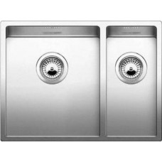 Мойка для кухни Blanco CLARON 340/180-U (чаша слева) нерж. сталь зеркальная полировка