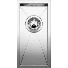 Кухонная мойка Blanco Zerox 180-U Нержавеющая сталь (сталь с зеркальной полировкой)