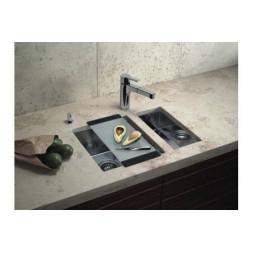 Кухонная мойка Blanco Zerox 340-U Нержавеющая сталь (сталь с зеркальной полировкой)