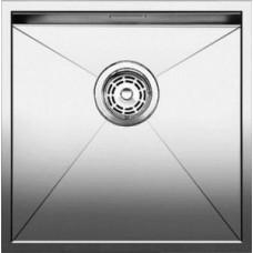 Кухонная мойка Blanco Zerox 400-U Нержавеющая сталь (сталь с зеркальной полировкой)