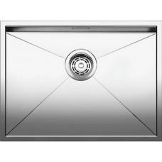 Кухонная мойка Blanco Zerox 550-If Нержавеющая сталь (сталь с зеркальной полировкой)