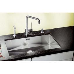 Кухонная мойка Blanco Zerox 700-U Нержавеющая сталь (сталь с зеркальной полировкой)