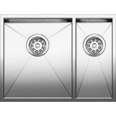 Кухонная мойка Blanco Zerox 340/180-If Нержавеющая сталь (сталь с зеркальной полировкой)