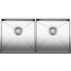 Мойка для кухни Blanco ZEROX 400/400-U нерж. сталь зеркальная полировка