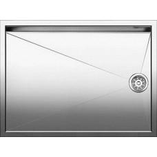 Кухонная мойка Blanco Zerox 550-T-U Нержавеющая сталь (сталь с зеркальной полировкой)
