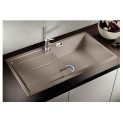 Кухонная мойка Blanco Metra Xl 6 S Silgranit PuraDur (серый беж)