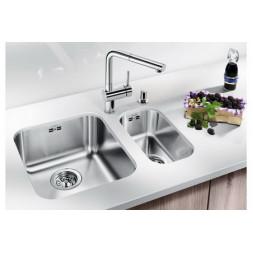Кухонная мойка Blanco Supra 180-U Нержавеющая сталь (сталь полированная)