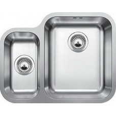 Мойка для кухни Blanco YPSILON 550-U нерж.сталь полированная правая