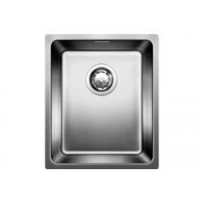 Мойка для кухни Blanco ANDANO 340-U нерж.сталь зеркальная полировка без клапана-автомата